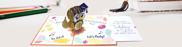 CP053 graduation blog Bpop up card basics