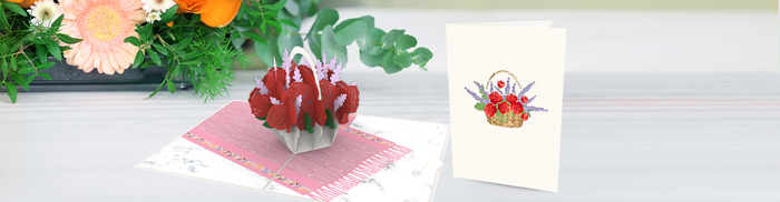 pop up card for 3d card love