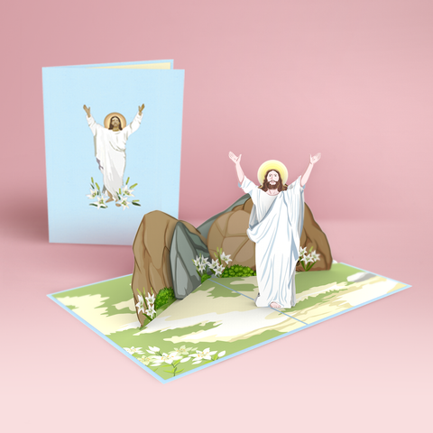 pop up card easter day collection 1