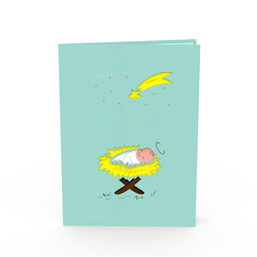 Child Jesus Pop Up Card