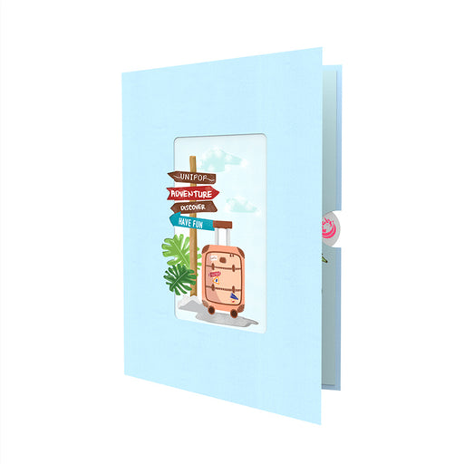 Travelling Pop Up Card
