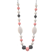 Blue & Pink Nursing Necklace