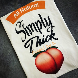 Simply Thick Tee