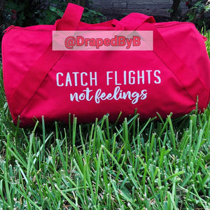 Catch Flights Duffle