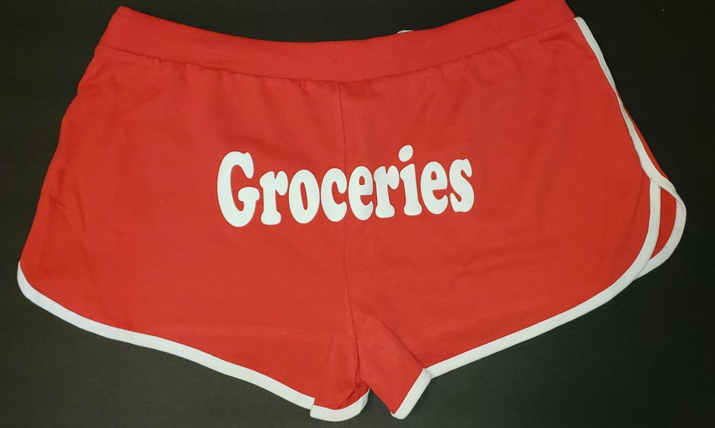 Groceries Shorts
