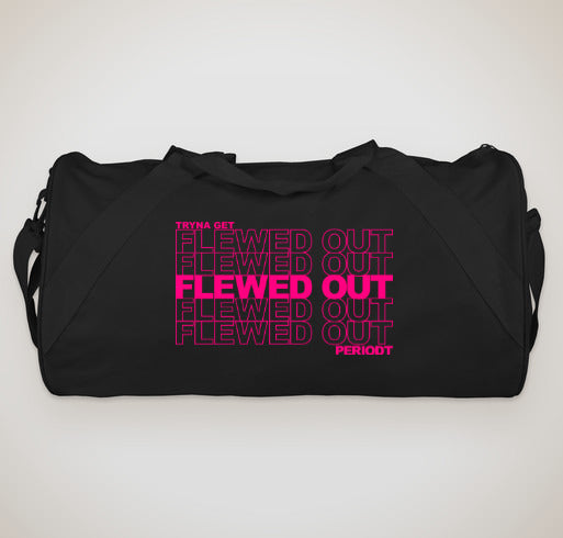 Flewed Out Duffle