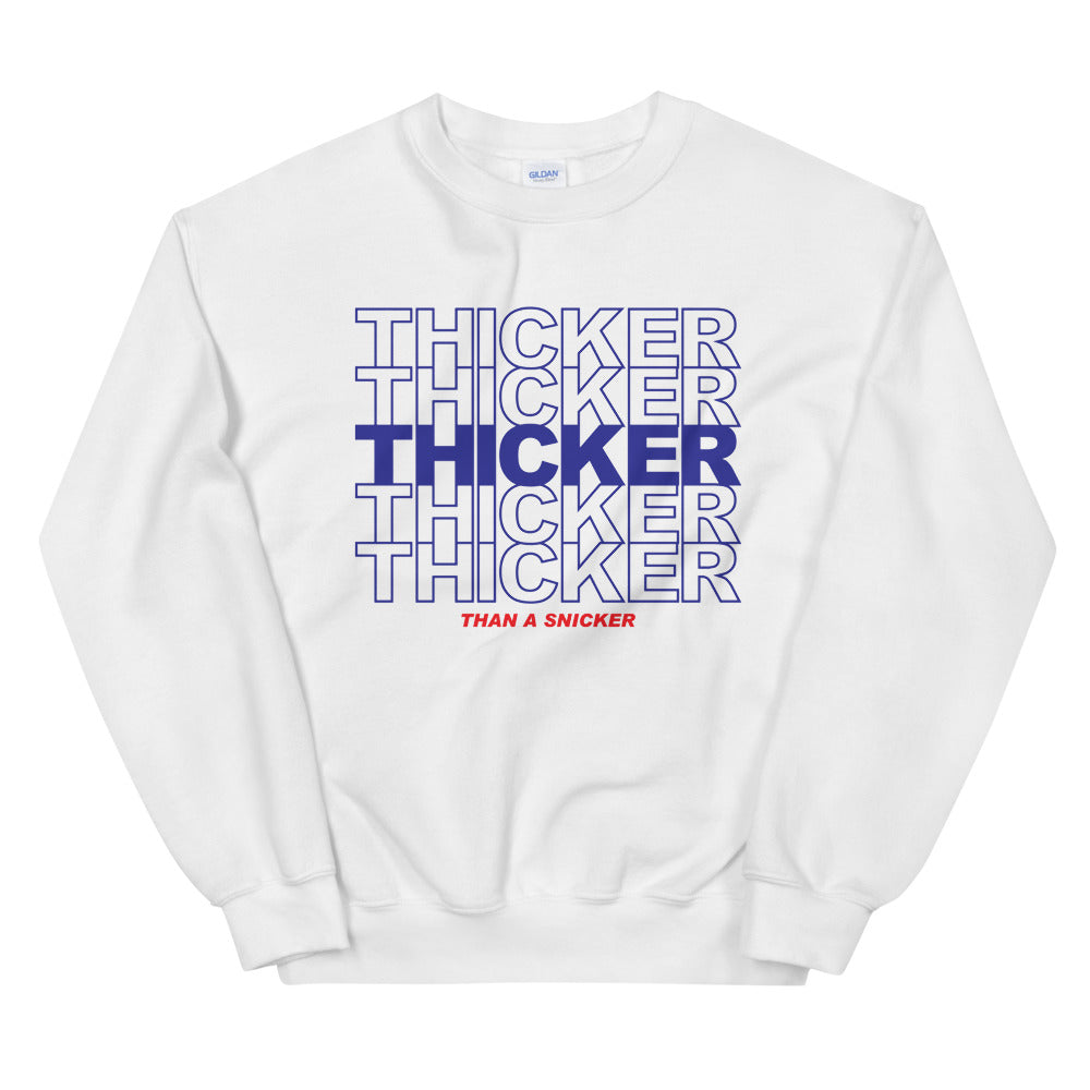 Snicker Sweatshirt