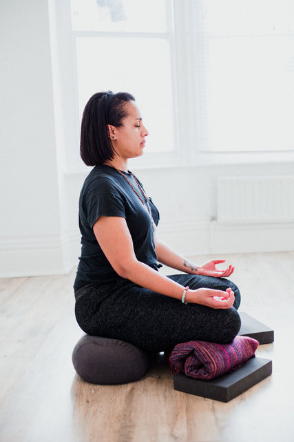 Using Props to Aid your Meditation Practice