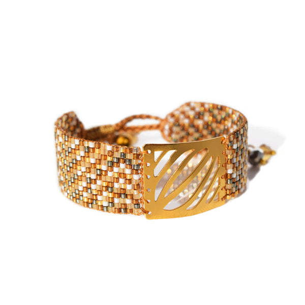 Martha Duran Adjustable Bamboo Bracelet