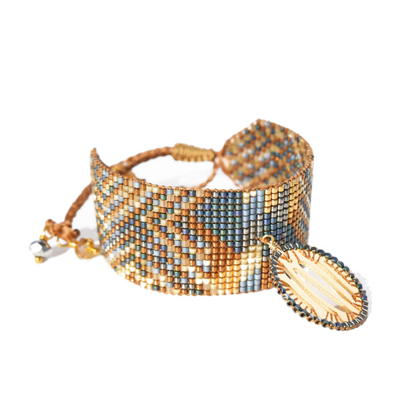 Martha Duran Adjustable Bamboo Ray Bracelet