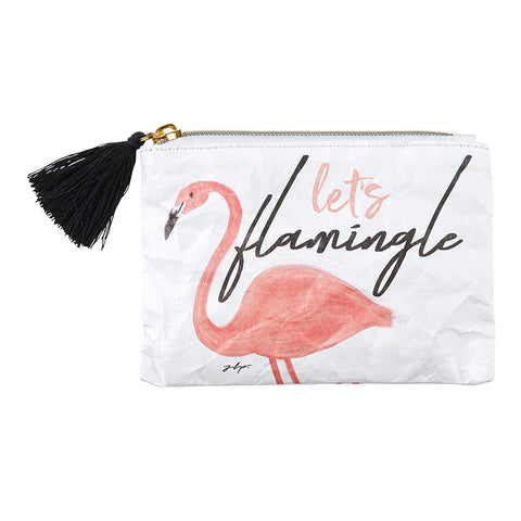 Flamingo Coin Purse