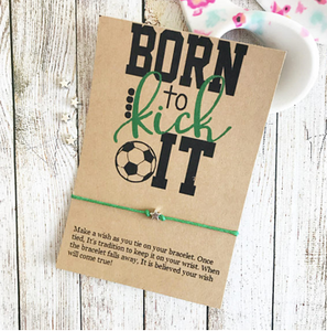 Born to Kick It Wishlet