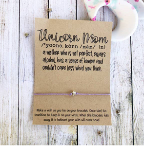 Unicorn Mom Wishlet
