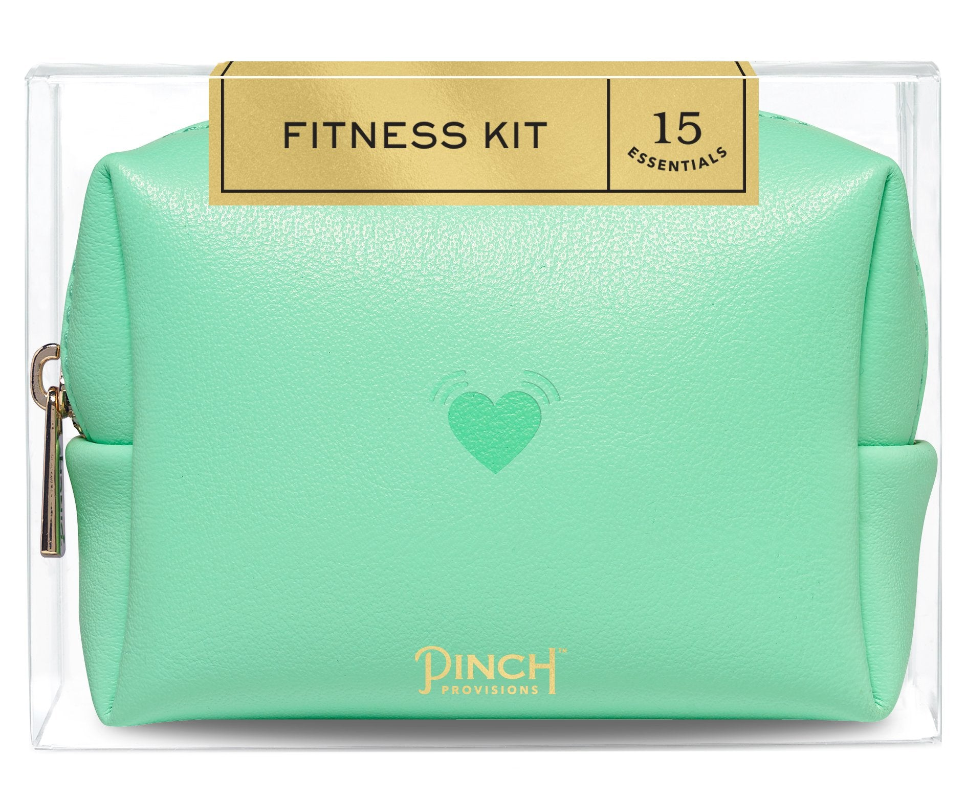Mini Emergency Fitness Kit