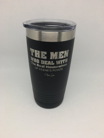 """The Men Who Deal with"" Keenes Point Cup"