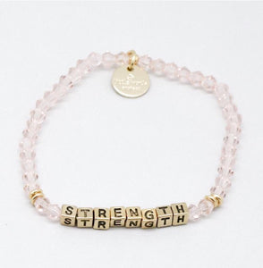 "Little Words Project ""Strength"" Bracelet"