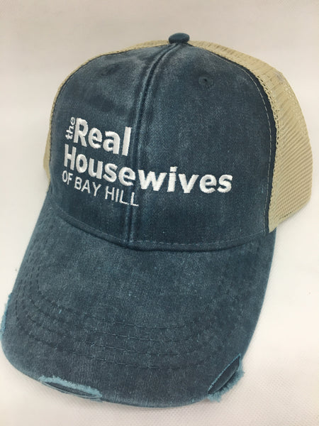 """Real Housewives of Bay Hill"" Hat"