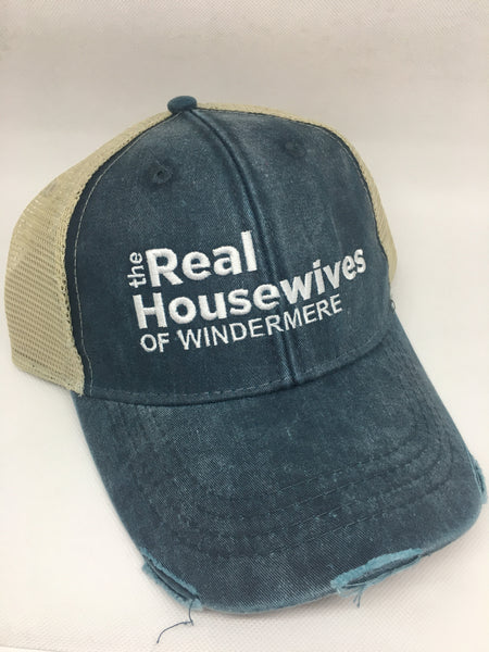 """Real Housewives of Windermere"" Hat"