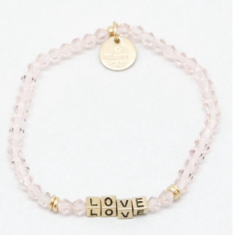 "Little Words Project ""Love"" Bracelet"