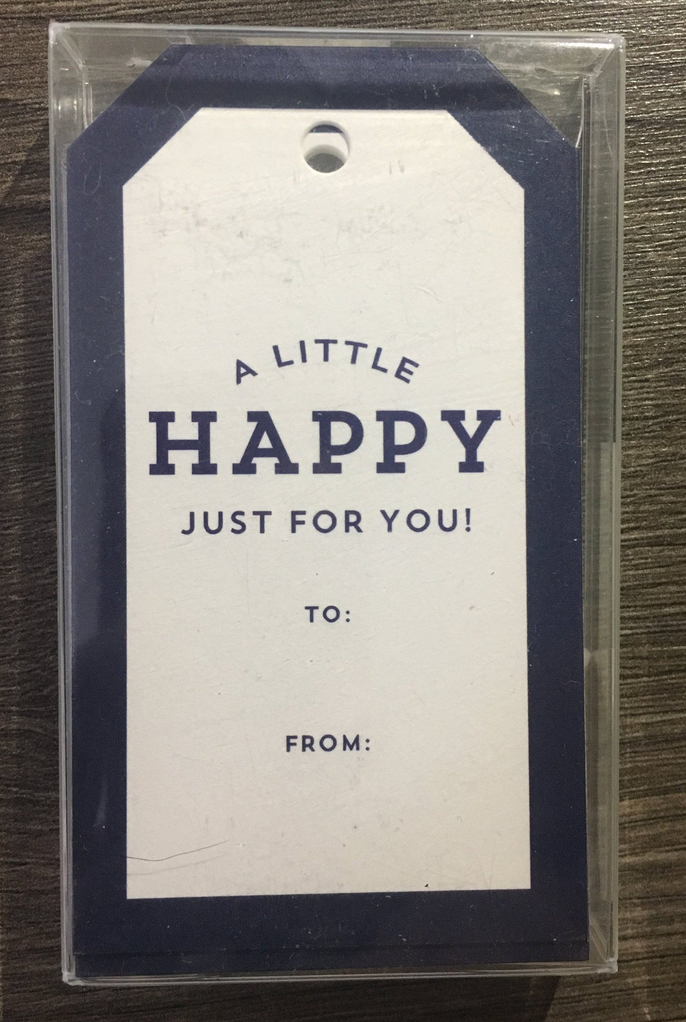 Little Happy Gift Tags