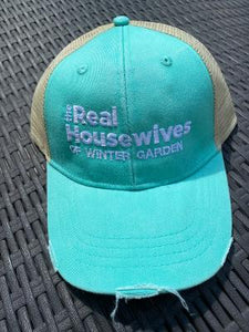 """Real Housewives of Winter Garden"" Hat"