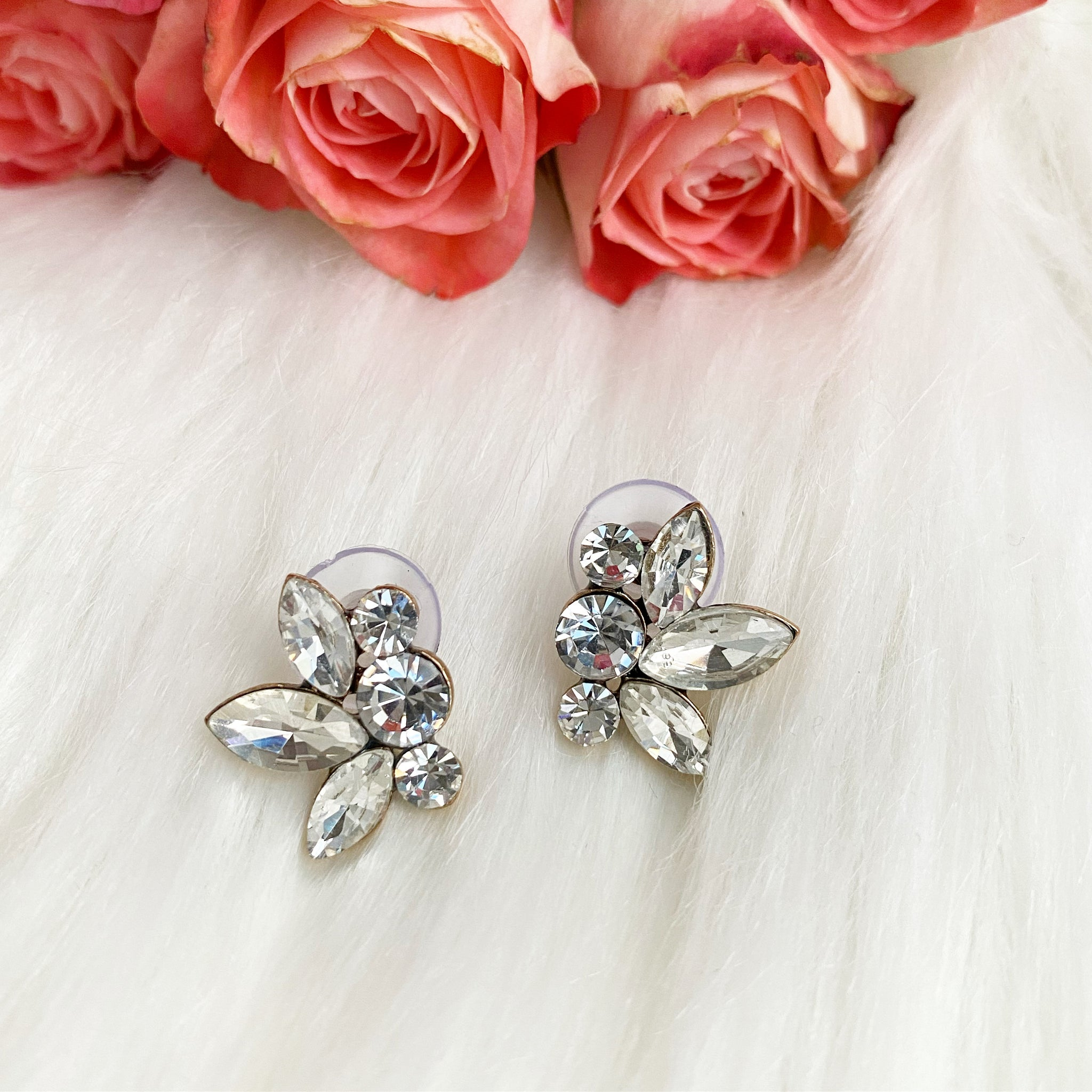 Enchanted Crystal Earrings