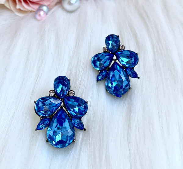 Ocean Blue Ariel Earrings
