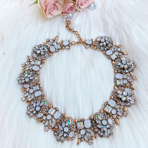 Antoinette Statement Necklace