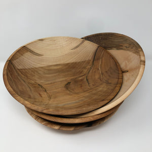Edgartown Maple Four Bowl Set 10""