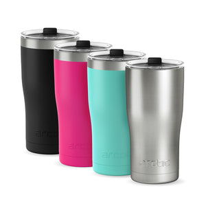 Bundle Pack: 4 Tumblers in 4 Colors