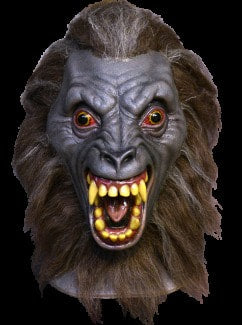 An American Werewolf in London - Werewolf Demon Mask
