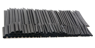 127pcs Cable Heat Shrink 7 Sizes