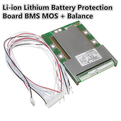 20S 72V 80A continuous LiPo 84V Lithium-ion 72V battery BMS UKstock Ebike li-ion