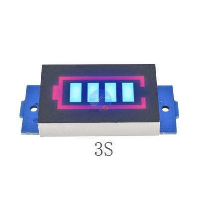 3S Meter Lithium Li-po Battery Capacity Indicator Power Display Board