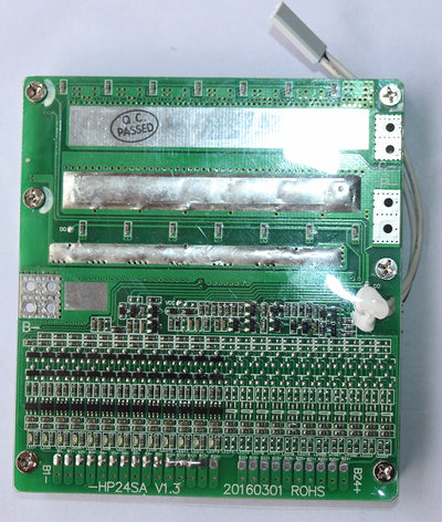 15S 40A version S LiFePO4 BMS/PCM/PCB battery protection board for 15 Packs 18650 Battery Cell w/ Balance w/Temp