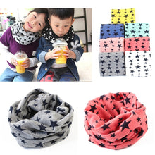 Load image into Gallery viewer, O Ring Scarf for kids