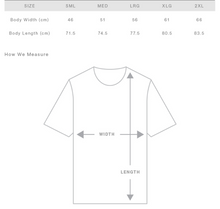 Load image into Gallery viewer, Colony Stamped T-Shirt