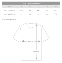 Load image into Gallery viewer, Colony Pennant YOUTH T-Shirt