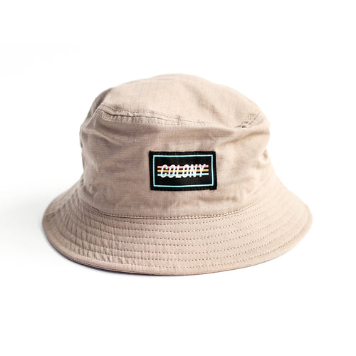 Colony 3 Stripe Bucket Hat