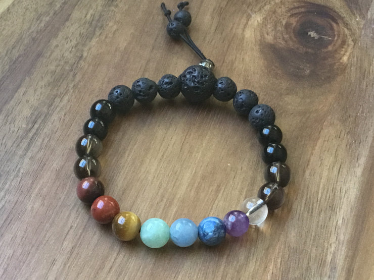 Chakra alignment Aromatherapy bracelet