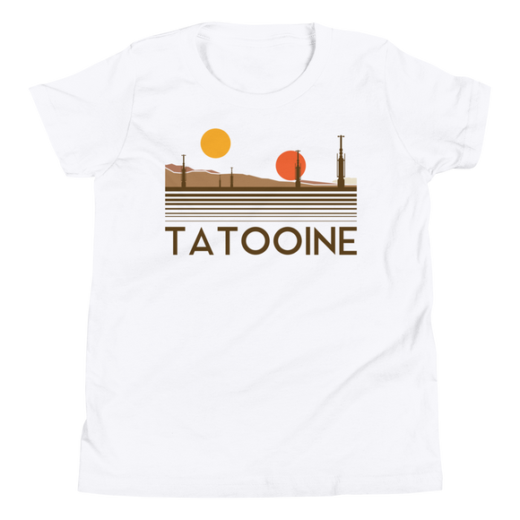 Tatooine YOUTH/TODDLER UNISEX T-Shirt