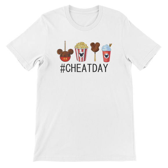 #Cheatday Unisex Shirt
