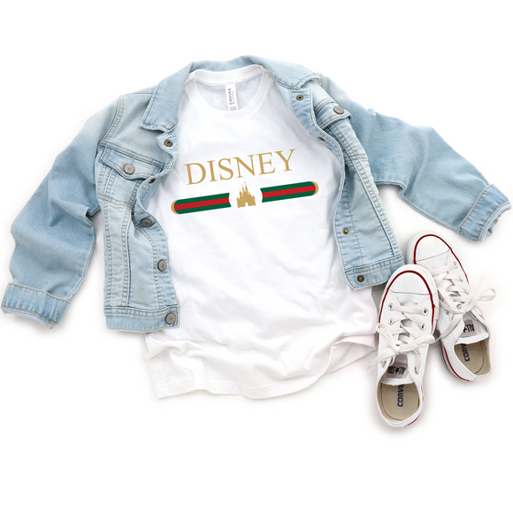 PREORDER Castle designer inspired YOUTH/TODDLER UNISEX T-Shirt