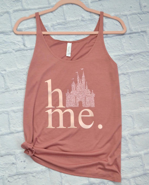 Home Castle Women's Slouchy Tank Top
