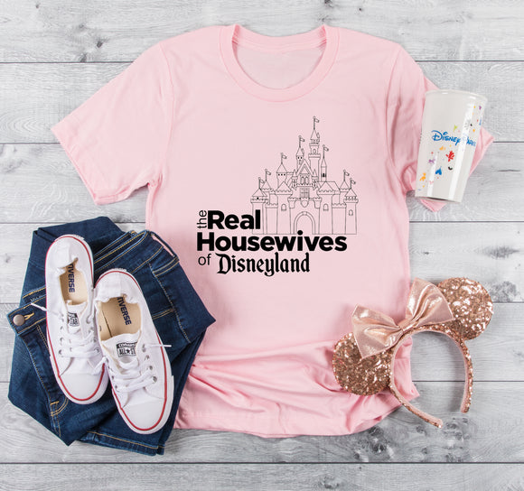 Housewives of Disneyland UNISEX Adult T-Shirt