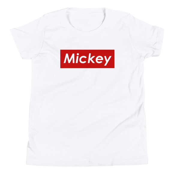 Mickey Supreme Inspired YOUTH/TODDLER Unisex T-shirt