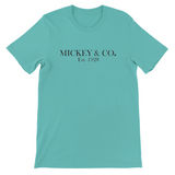 Mickey & Co UNISEX Adult Shirt