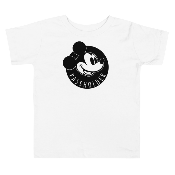 Passholder Mickey YOUTH/TODDLER UNISEX T-Shirt