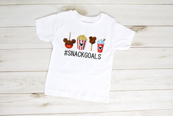 #Snackgoals YOUTH/TODDLER UNISEX T-Shirt