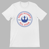 Vintage Style Star Wars Converse Inspired Shirt